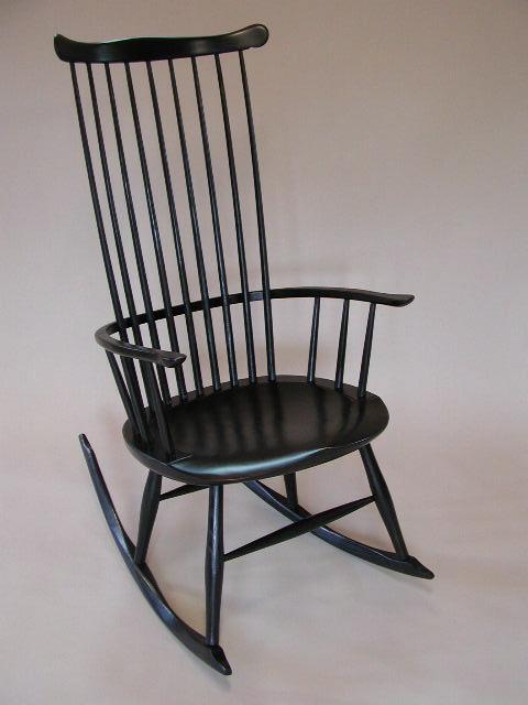 Merveilleux Windsor Rocking Chair ...