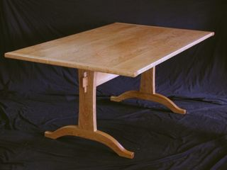 dining tables by Timothy Clark